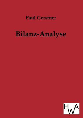 Salzwasser-Verlag Gmbh Bilanz-Analyse by Gerstner, Paul [Paperback] at Sears.com